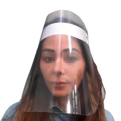 Máscara Faceshield para proteção