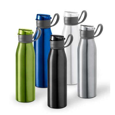Zimi Brindes - Squeeze alumínio e AS. Capacidade até 650 ml.