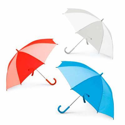 Guarda-chuva para criança. Poliéster 190T.
