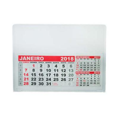 Zimi Brindes - Calendário Personalizado