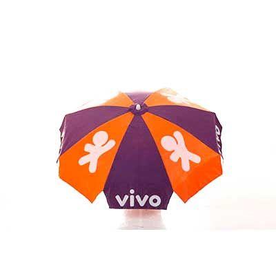 - Guarda-sol personalizados, aumente a visibilidade da sua logo marca - Diâmetro opcional: 1,40, 1,60, 1,80 e 2,00