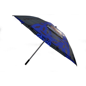 zimi-brindes - Guarda-chuva, cabo central em alumínio e acionamento manual
