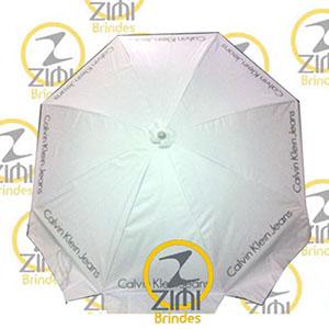 Zimi Brindes - Guarda-sol 1.60m - cabo em aluminio