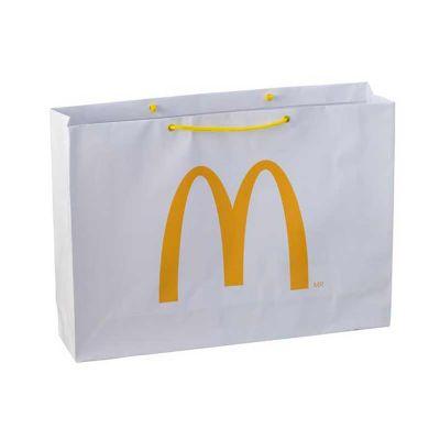 Rota das Embalagens - Sacolas de papel off set 180gr