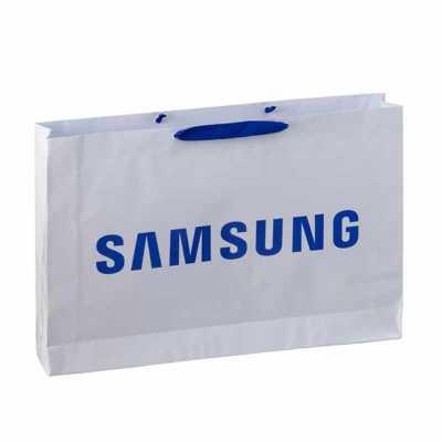 Rota das Embalagens - Sacolas de papel personalizada