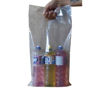 Saco Plástico leve - 3 pague 2 Sacolas plásticas baixa densidade 30x40 impressão cromia frente e ...