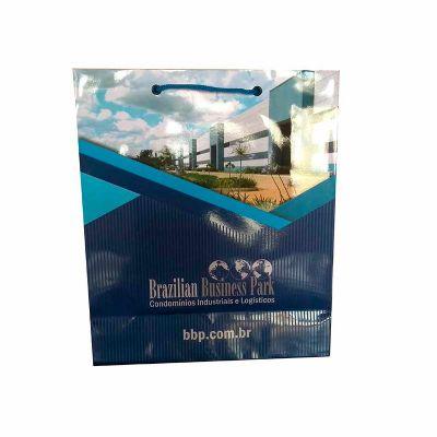 rota-das-embalagens - Sacola personalizada em papel Off Set 180 gr