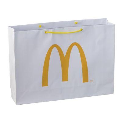Rota das Embalagens - Sacola de papel off set personalizada