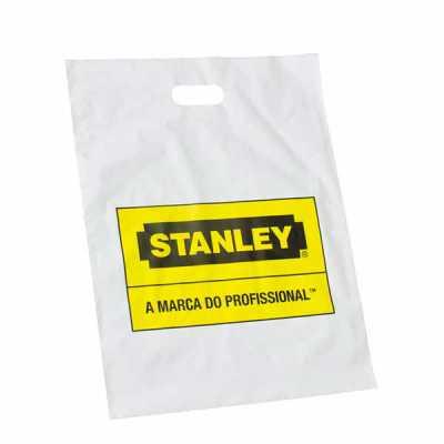 Sacolas plásticas impressas
