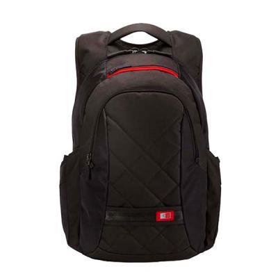 beetrade-gift - Mochila para laptop de 16 pol. - DLBP-116  A mochila Case Logic DLBP-116 possui compartimento acolchoado que comporta um notebook de 16' polegadas, di...