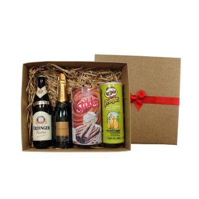 Beetrade Gift - Kit bebida personalizado.