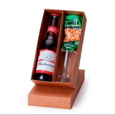 Kit Budweiser com componentes