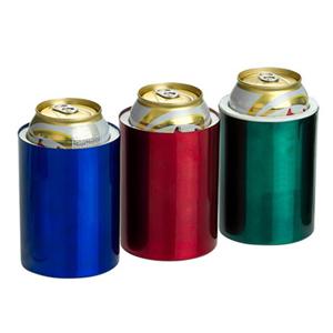 beetrade-gift - Embalagem para presente com um porta latinha de cerveja.