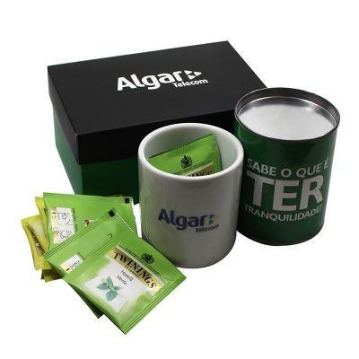 Kit chá personalizado - Beetrade Gift