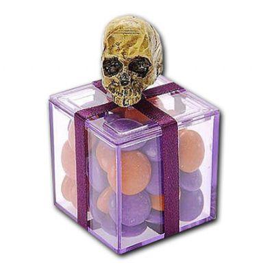 Boo!N�o tem susto que resista a esta caixa de balas.