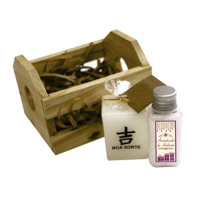 Beetrade Gift - Kit relax personalizado.