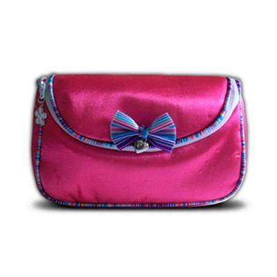 Kit Dia das Secretárias - Nécessaire/Frasqueira com tecido acetinado. - Beetrade Gift