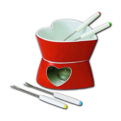 Beetrade Gift - Mini kit Fondue para brindes, além de ter um valor acessível dispõe de todos os utensílios necessários para a preparação da receita. Reúna os amigos e...