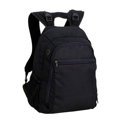 Beetrade Gift - Mochila Executiva para Notebook, tecido de alta qualidade impermeável, alça da costa com espuma. Três aberturas externas com zíper
