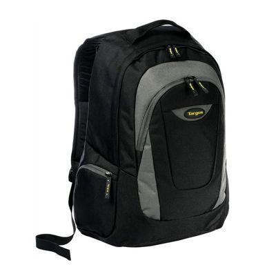 Mochila para notebook Preta com bolso no interior.