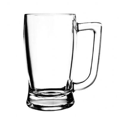 Allury Brindes - Caneca de vidro personalizada 340 ml