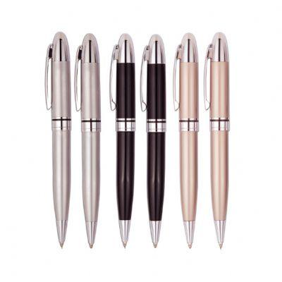 Allury Gifts - Conjunto caneta e lapiseira metal