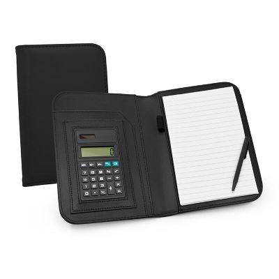 Allury Brindes - Bloco de anotações com calculadora