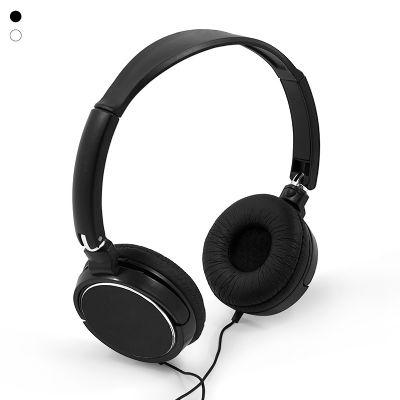 Allury Brindes - Fone de ouvido dobrável compacto