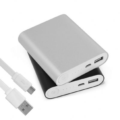 Allury Gifts - Power Bank carregador portátil metal