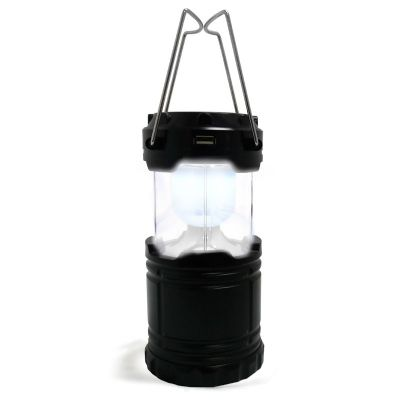 Lanterna Recarregável com 6 Leds - Allury Brindes