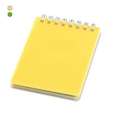 allury-gifts - Bloco de anotação com 64 folhas
