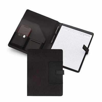 Pasta Executiva caderno de 20 folhas A4 Personalizada