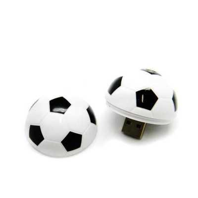 allury-gifts - Pen Drive Bola de Futebol 4GB Personalizado