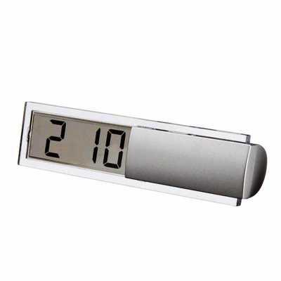 Mini Relógio Mesa Digital LCD Personalizado