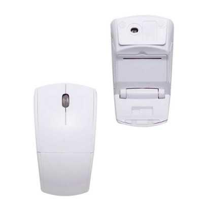 Mouse Sem Fio Wireless USB 2.4ghz. Com alcance de até 10 m. Possui design moderno, ergonômico e confortável de usar, com adaptador USB para conectar n... - Allury Brindes