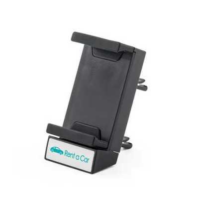 Porta Celular para Carro em ABS Personalizada - Allury Brindes