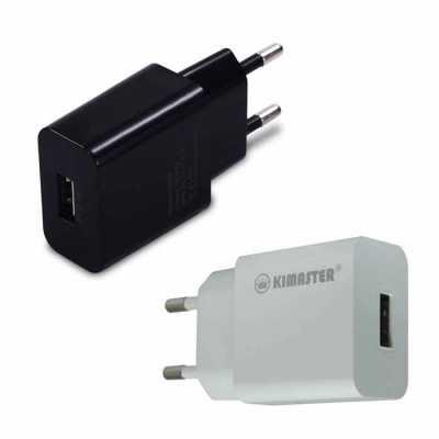 allury-gifts - Carregador com 1 USB Premium KIMASTER Personalizado