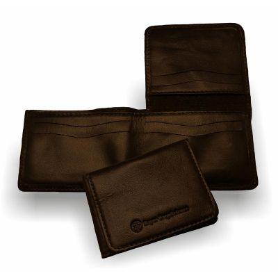 Allury Gifts - Carteira de couro legítimo.