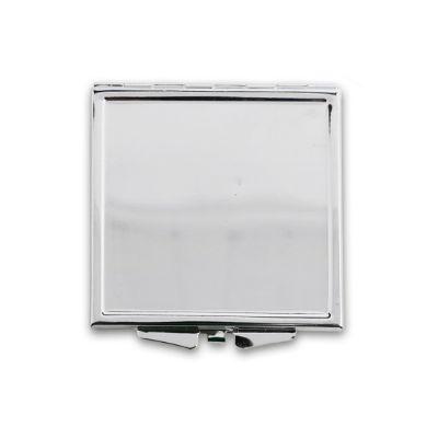 Espelho de bolsa quadrado - Allury Brindes