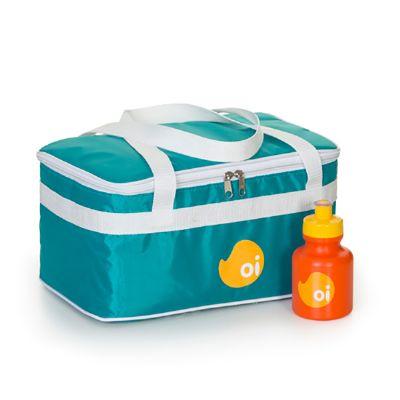 Allury Gifts - Kit bolsa térmica 10 litros com squeeze 350ml