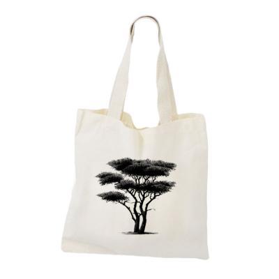 - Sacola Ecobag Promocional, em lona 100% algodão cru.
