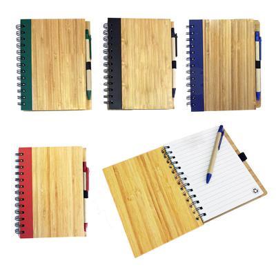 Bloco de Anotações Bambu 1