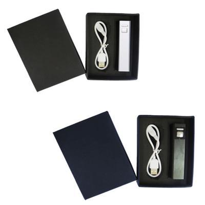 Kit Carregador Power Bank  bateria + Caixa Cartonada 1
