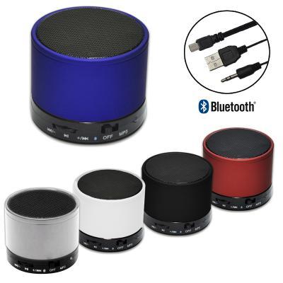 Mini Caixa de Som com Bluetooth Portátil KIMASTER 1