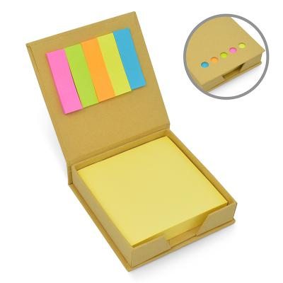 Bloco de Anotações Eco com Post-it 1