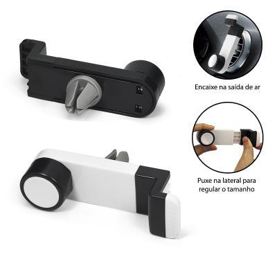 Porta Celular Veicular Ajustável 1 - Allury Brindes