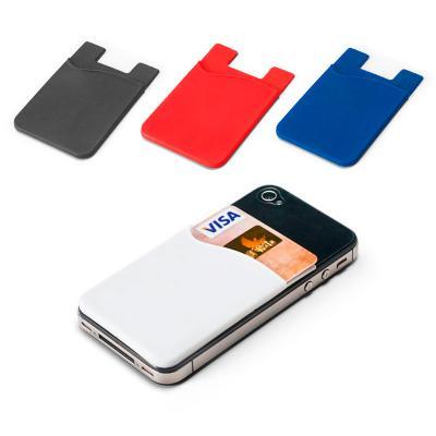 Allury Brindes - Porta Cartões para Celular em PVC 1