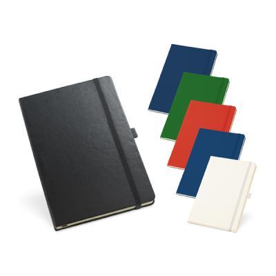 allury-gifts - Bloco de Anotações  A5 com Porta Caneta 1