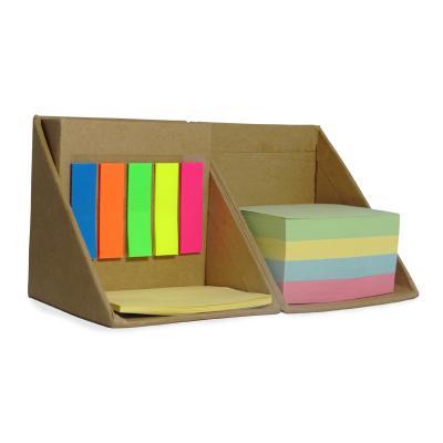 Allury Brindes - Bloco de Anotação Cubo 1