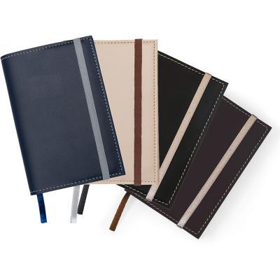 Caderneta em Couro Sintético 1